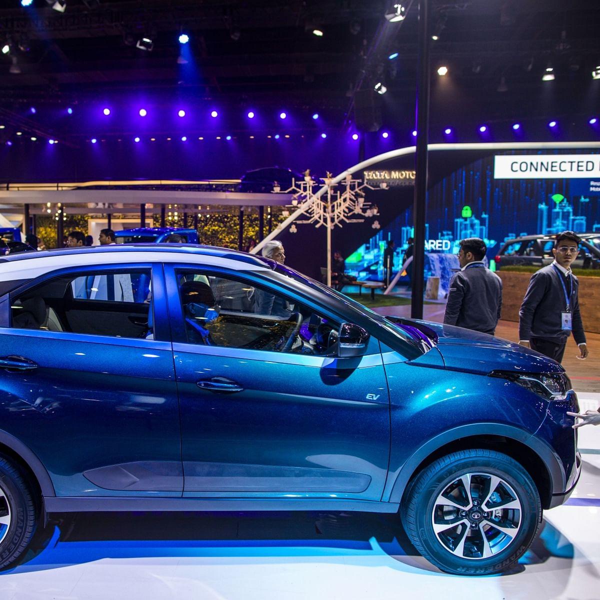 Tata Motors' Q2 Loss Widens, Revenue Dips 18%