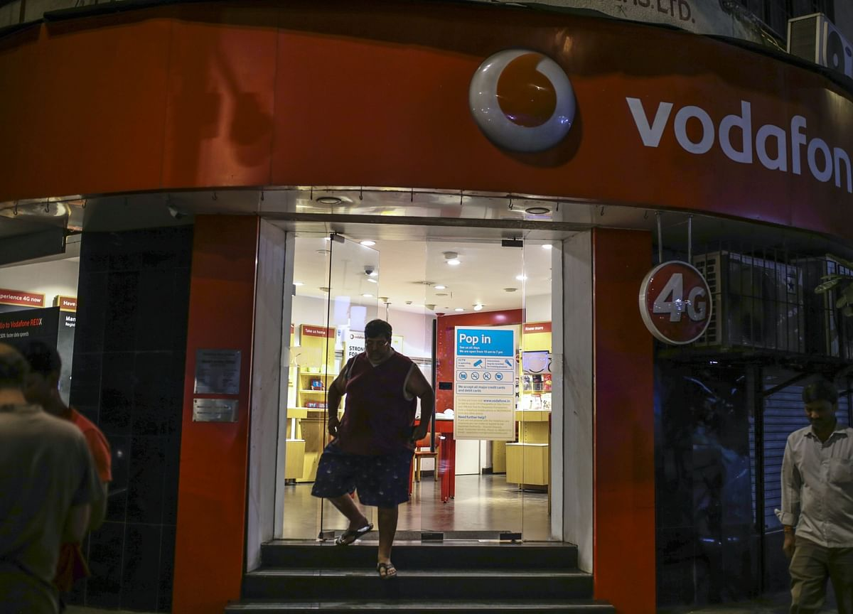 Vodafone India Poised to Avert Bankruptcy After Court Order