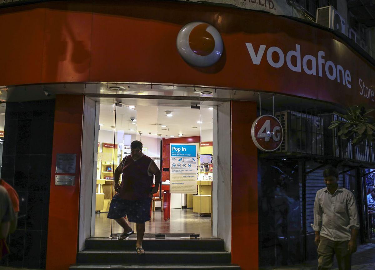 Vodafone's India Unit Plans $1.5 Billion Fundraising
