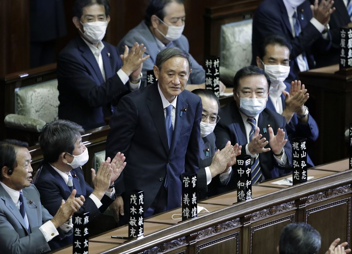 How Yoshihide Suga Can Finish What Shinzo Abe Started