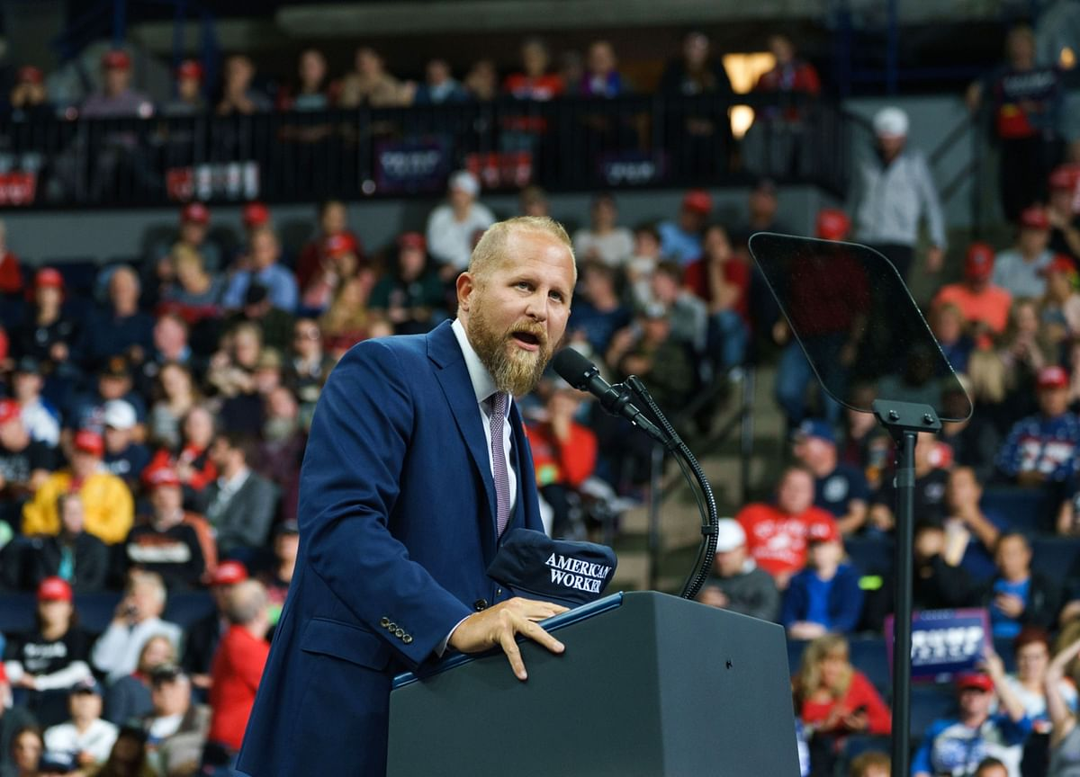 Trump Campaign Aide Brad Parscale Detained After Threat to Harm Himself