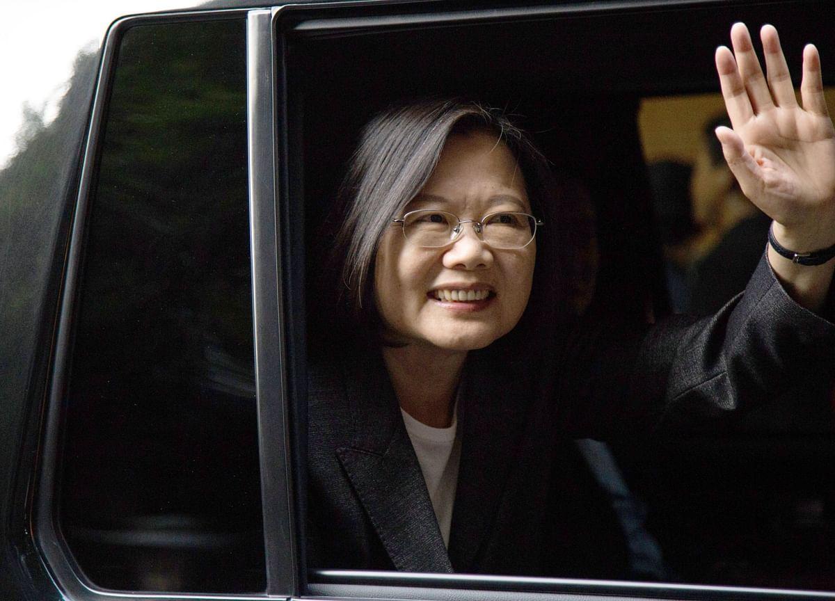China's Threats of War Push Taiwan to Boost U.S. Economic Links