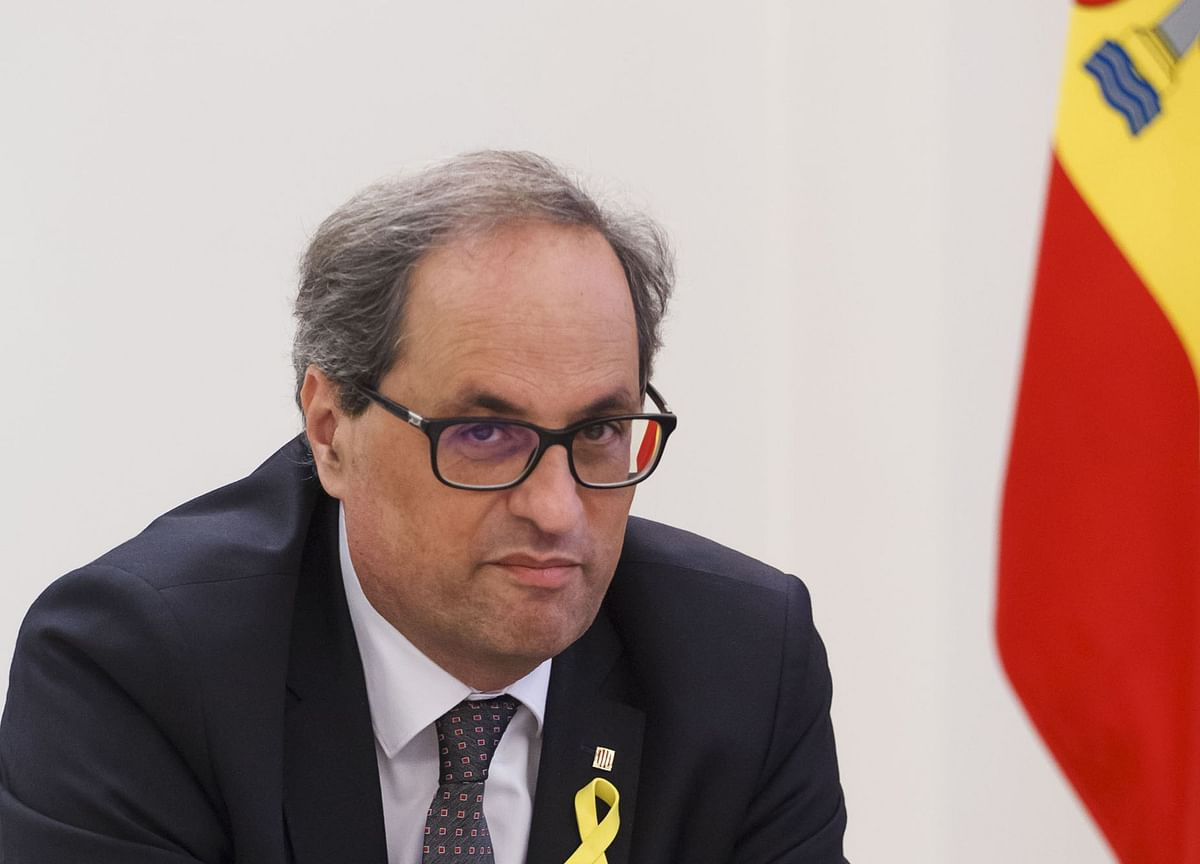 Spain's Supreme Court Ousts Catalonia's Separatist President