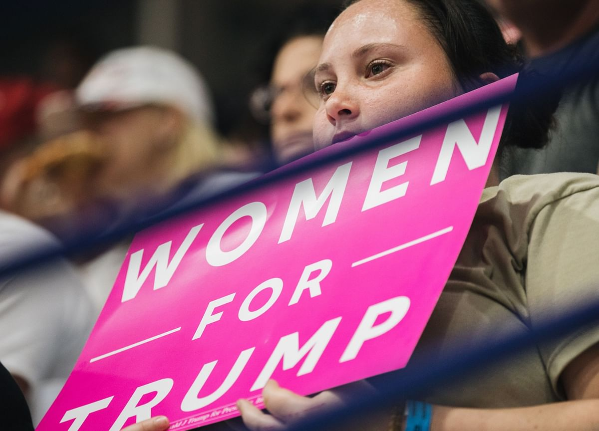Today's Republican Women Are Running Hard to the Right