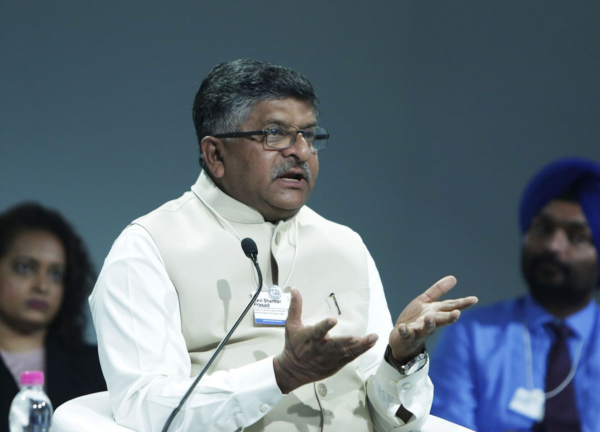 IT Minister Prasad Writes To Zuckerberg; Accuses Facebook Employees Of Abusing PM Modi