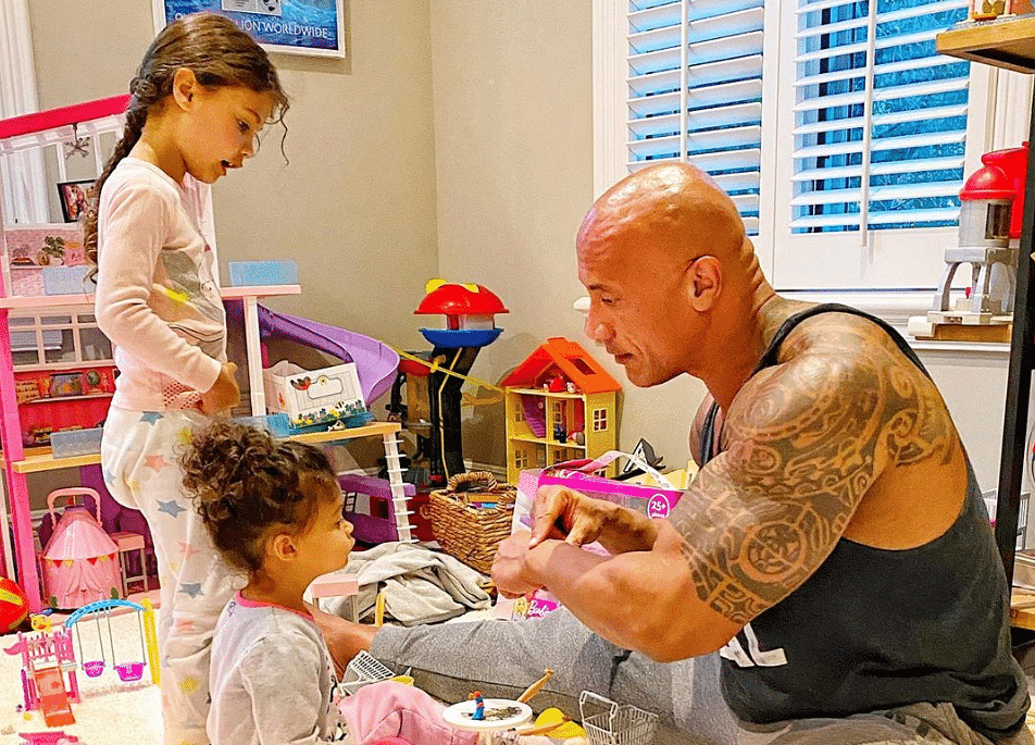 Dwayne Johnson Says He And His Family Had Covid-19