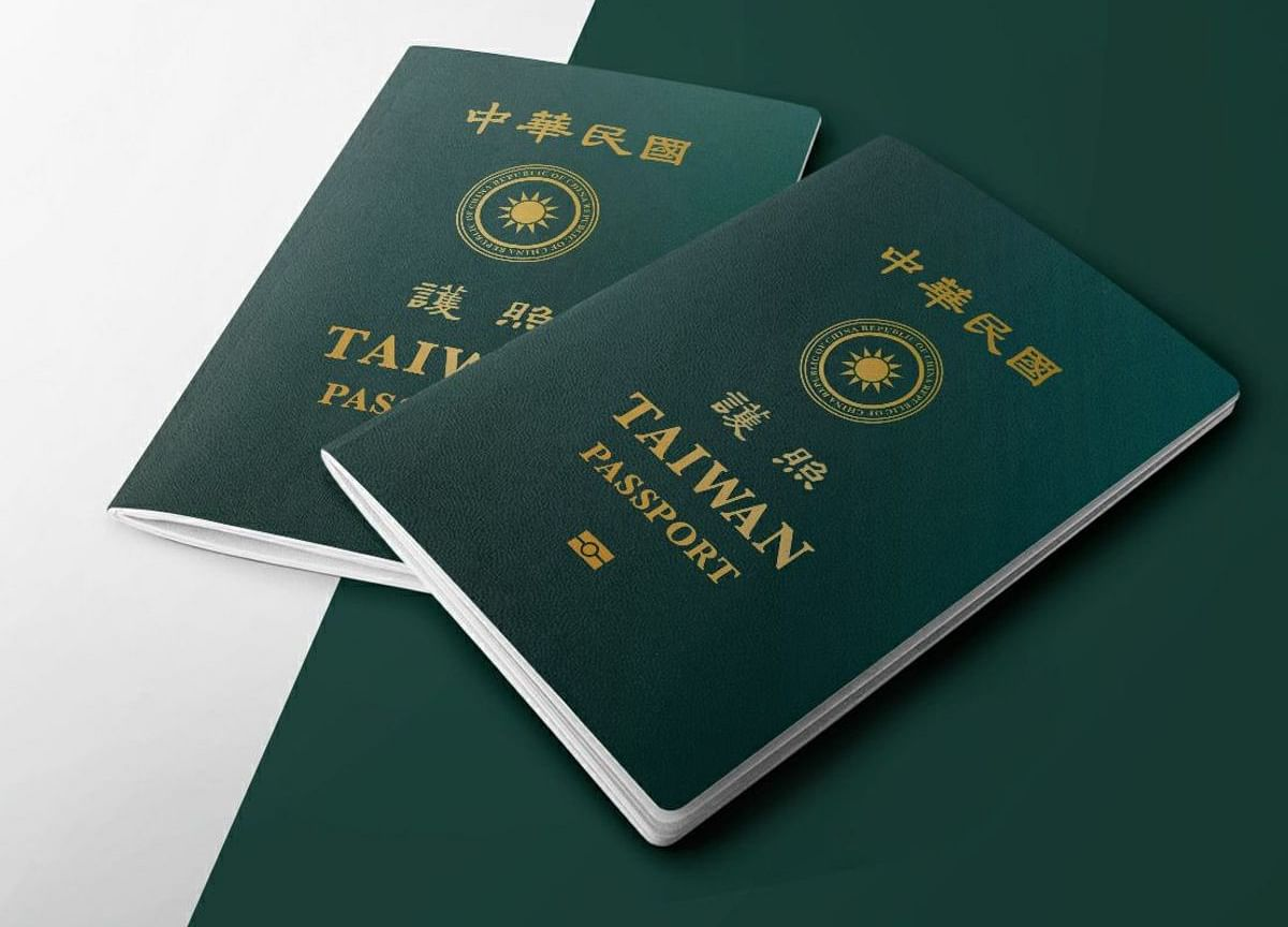Taiwan Minimizes 'Republic of China' in Redesigned Passport