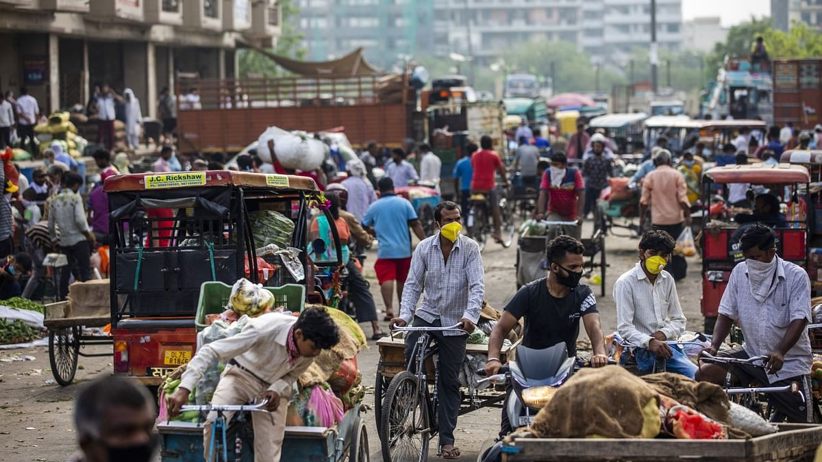 India's Economy To Experience Record Contraction In 2020-21: S&P