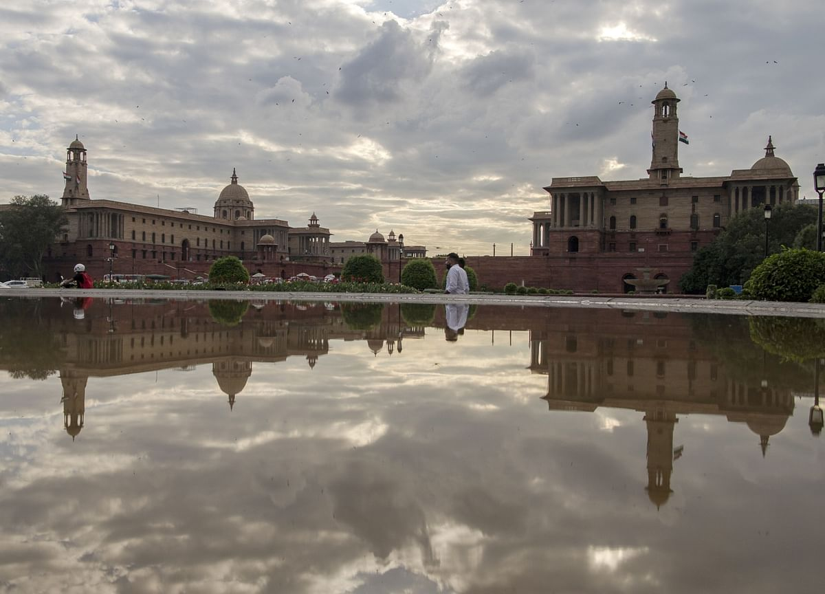 India's April-August Fiscal Deficit Reaches 109% Of Budget Target