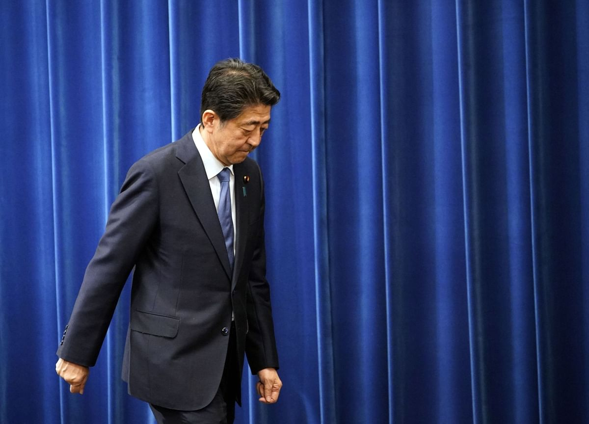 Prime Minister Abe Failed To Put His Own Stamp On Abenomics