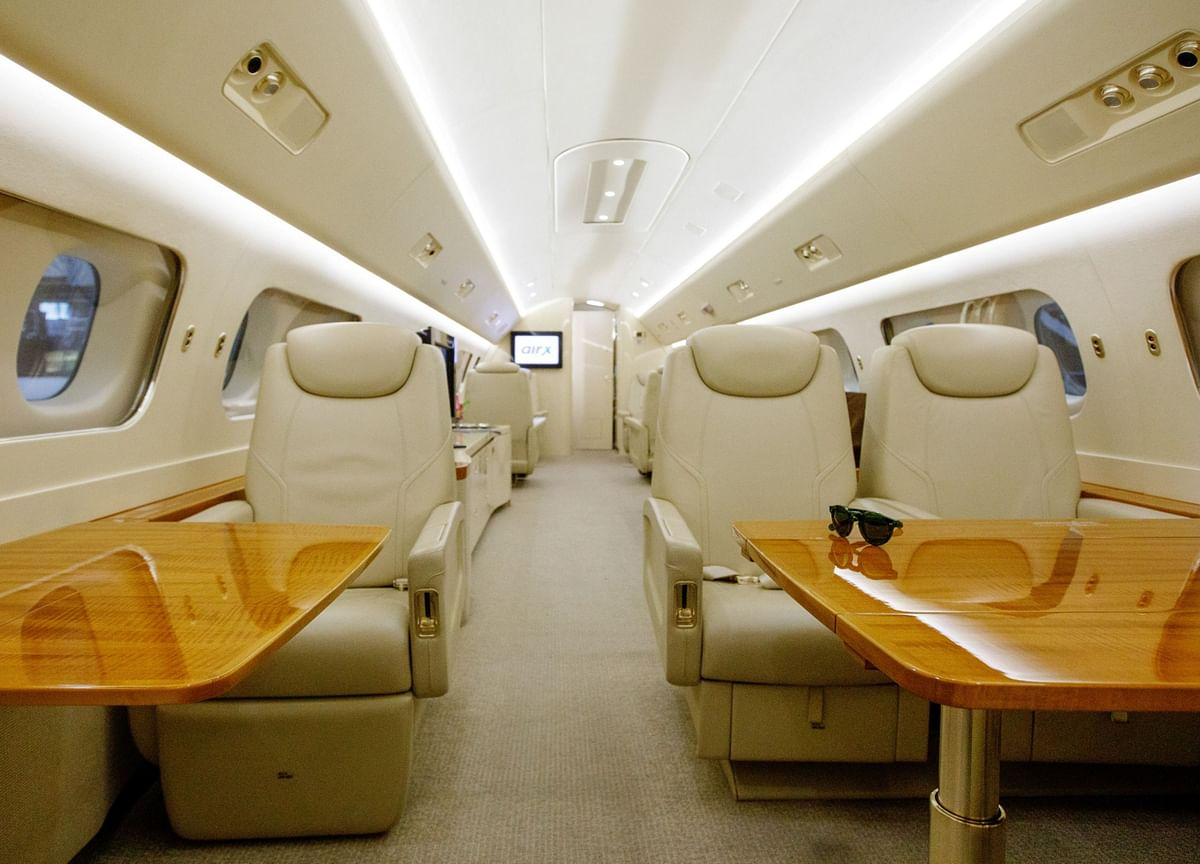 First Private Jet Terminal Opens in India as Demand Surges