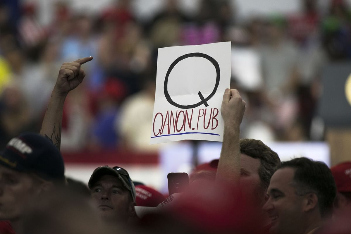 QAnon Website Shuts Down After N.J. Man Identified as Operator