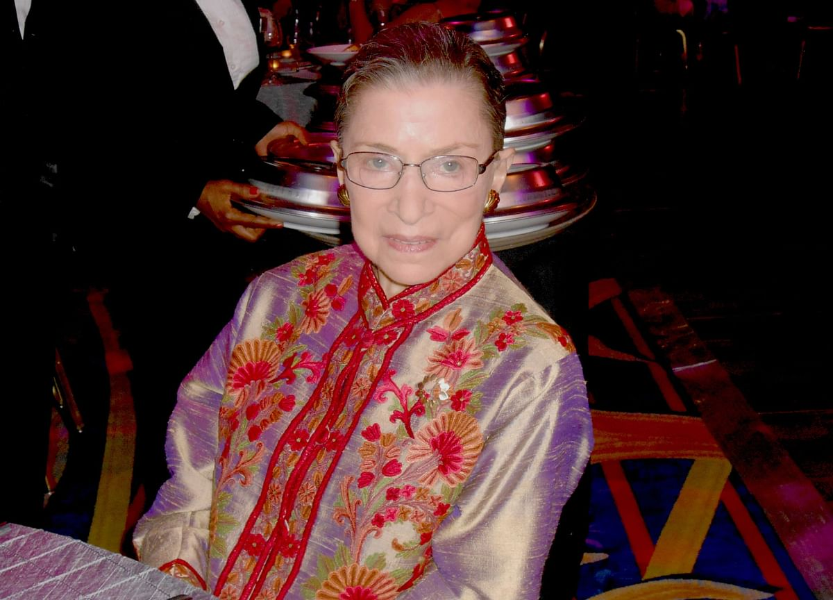 Ginsburg Championed Gender Equality Before Joining High Court