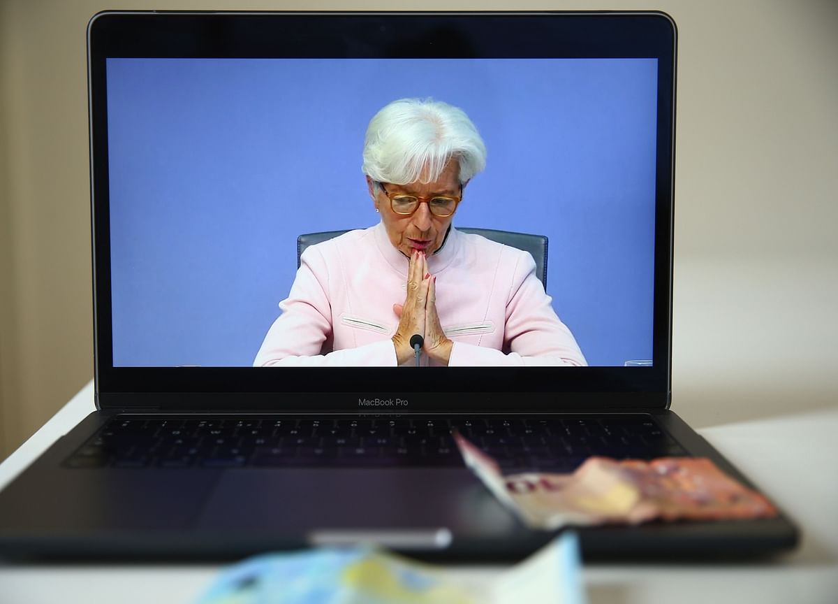 Lagarde Poised to End 2020 in Fanfare of ECB Stimulus: Eco Week