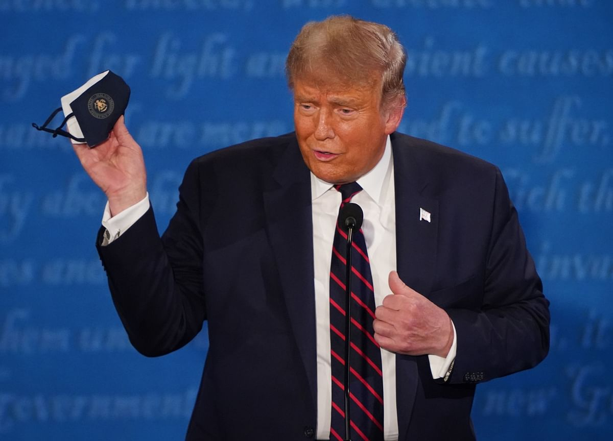 Trump's Bare-Knuckle Night With Biden Risks Repelling Key Voters