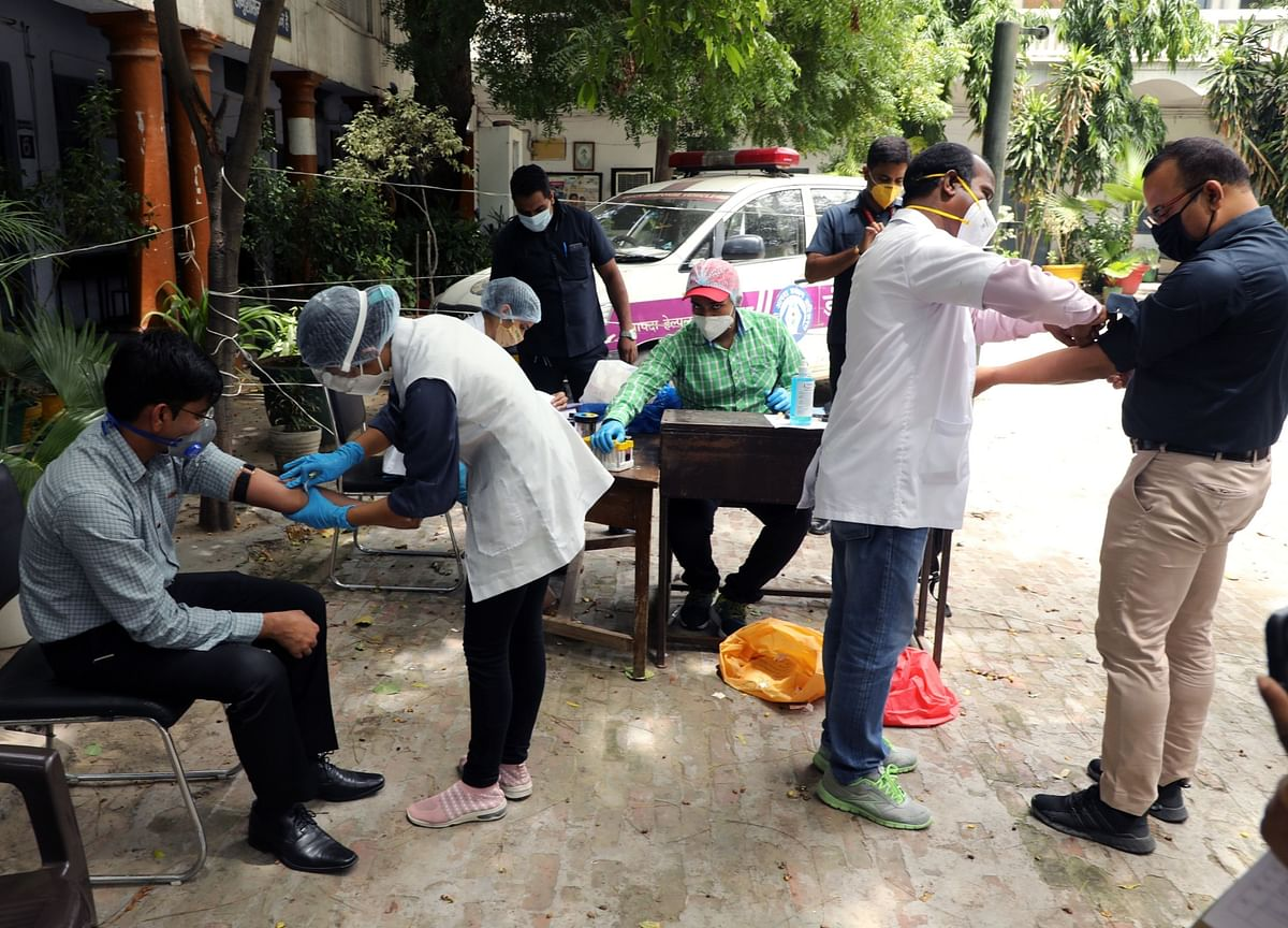 India Survey Suggests Covid-19 Cases Hit 6.4 Million by May