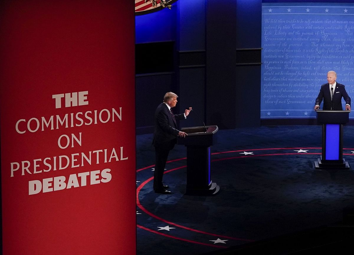 Fact-Checking Trump and Biden's First Presidential Debate