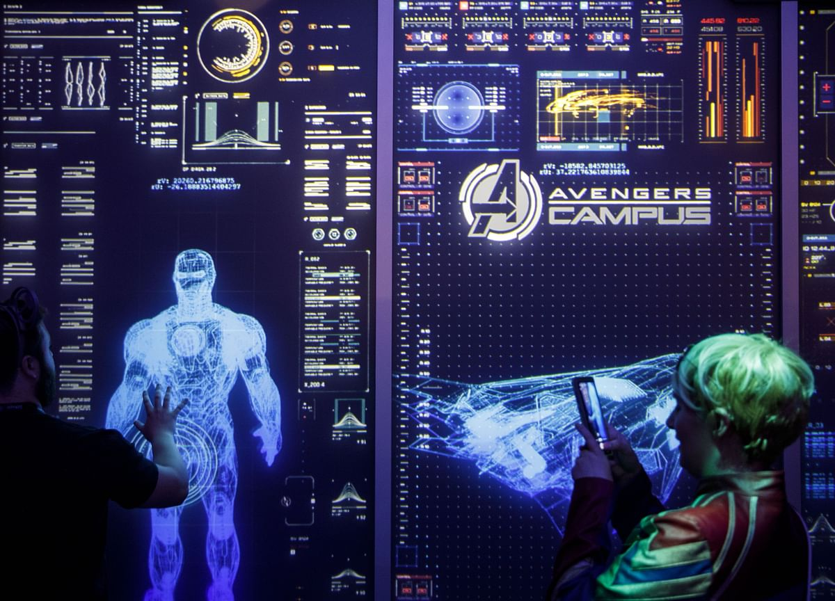 Avengers Game Gives Us a Glimpse of Life After Robert Downey Jr.