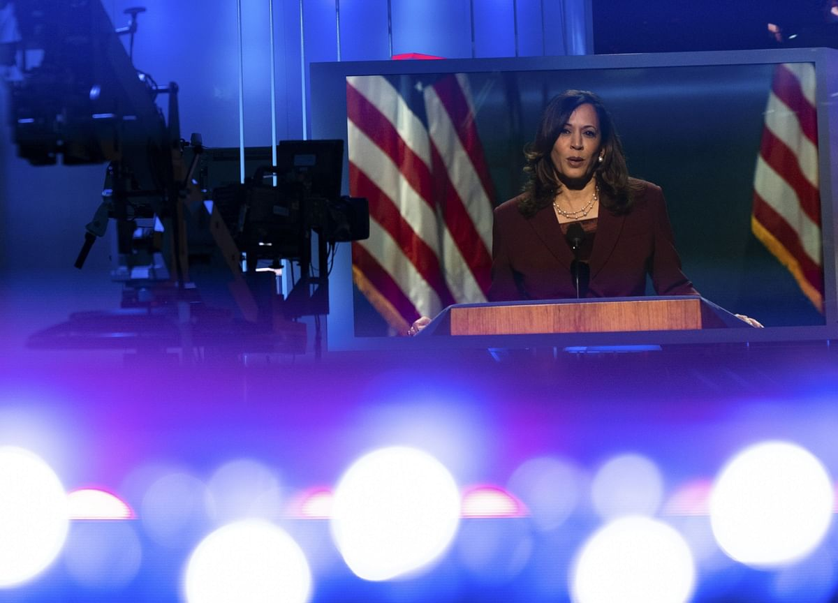 Women-Led PACs to Spend $10 Million Blunting Attacks on Kamala Harris
