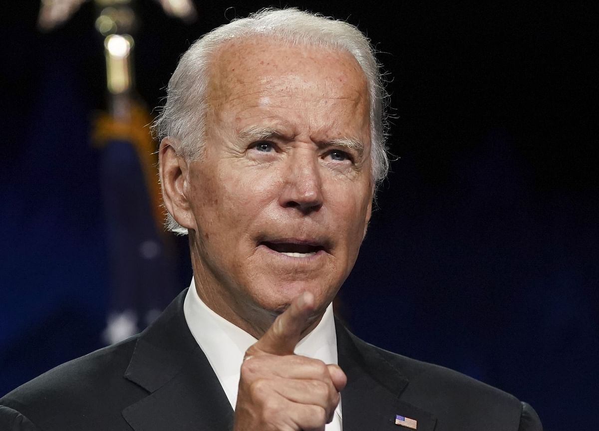 Biden Says Trump Tapes on Virus Show He 'Failed to Do His Job'