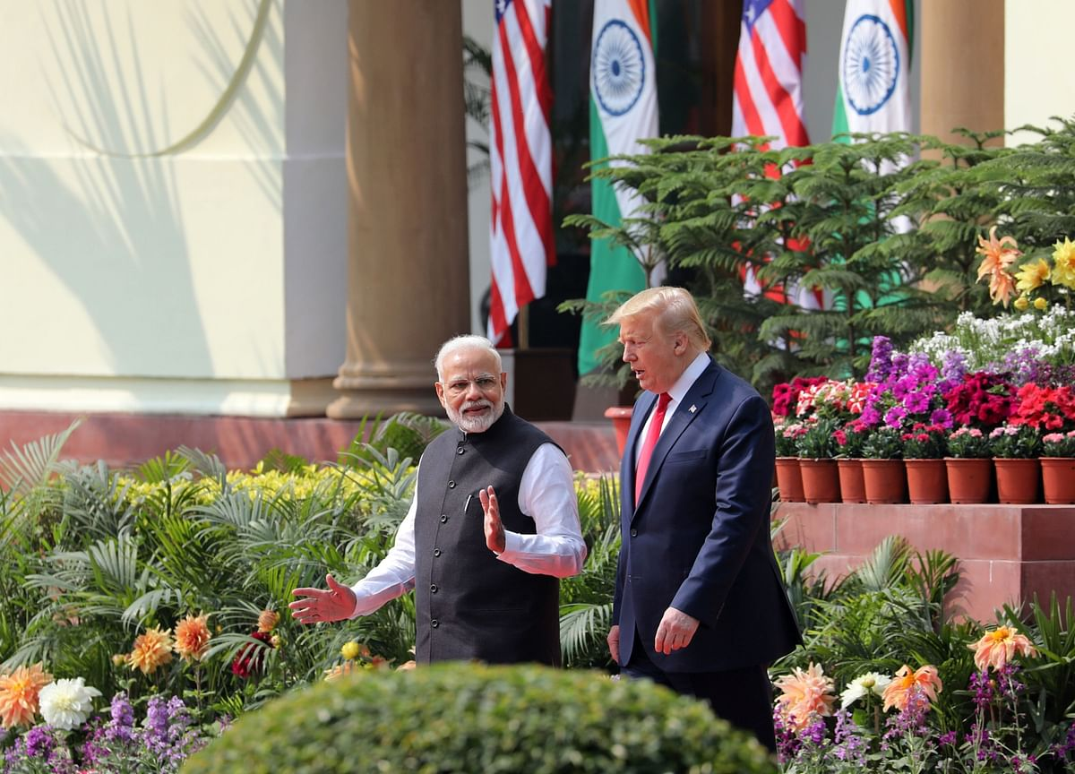 There Was No Requirement For Mandatory Covid-19 Test During Trump's India Visit: Government