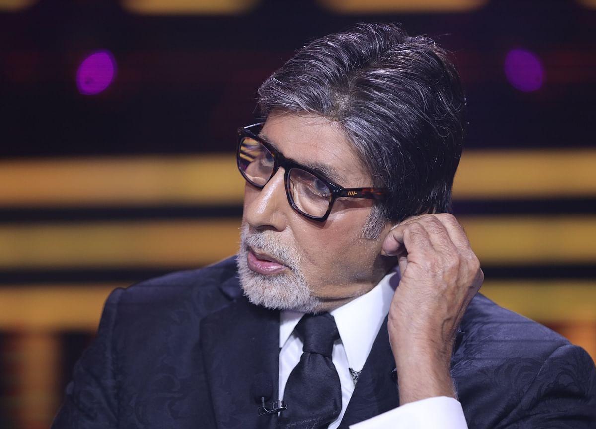 Bollywood StarAmitabhBachchan Is the New Voice of Amazon'sAlexa