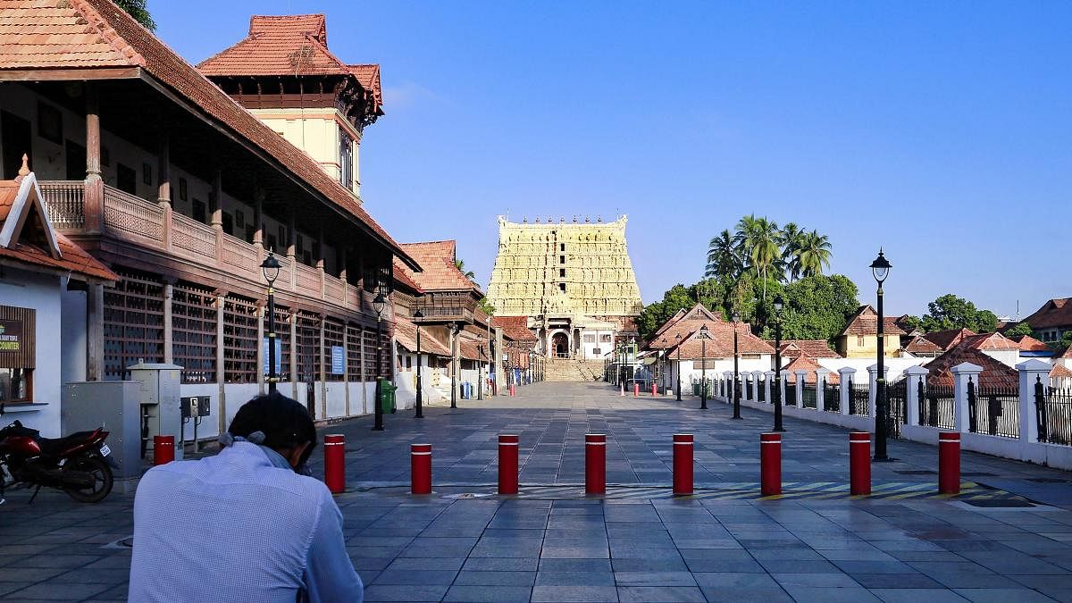 Temples Use 'God's Gold' To Pay Pandemic Bills