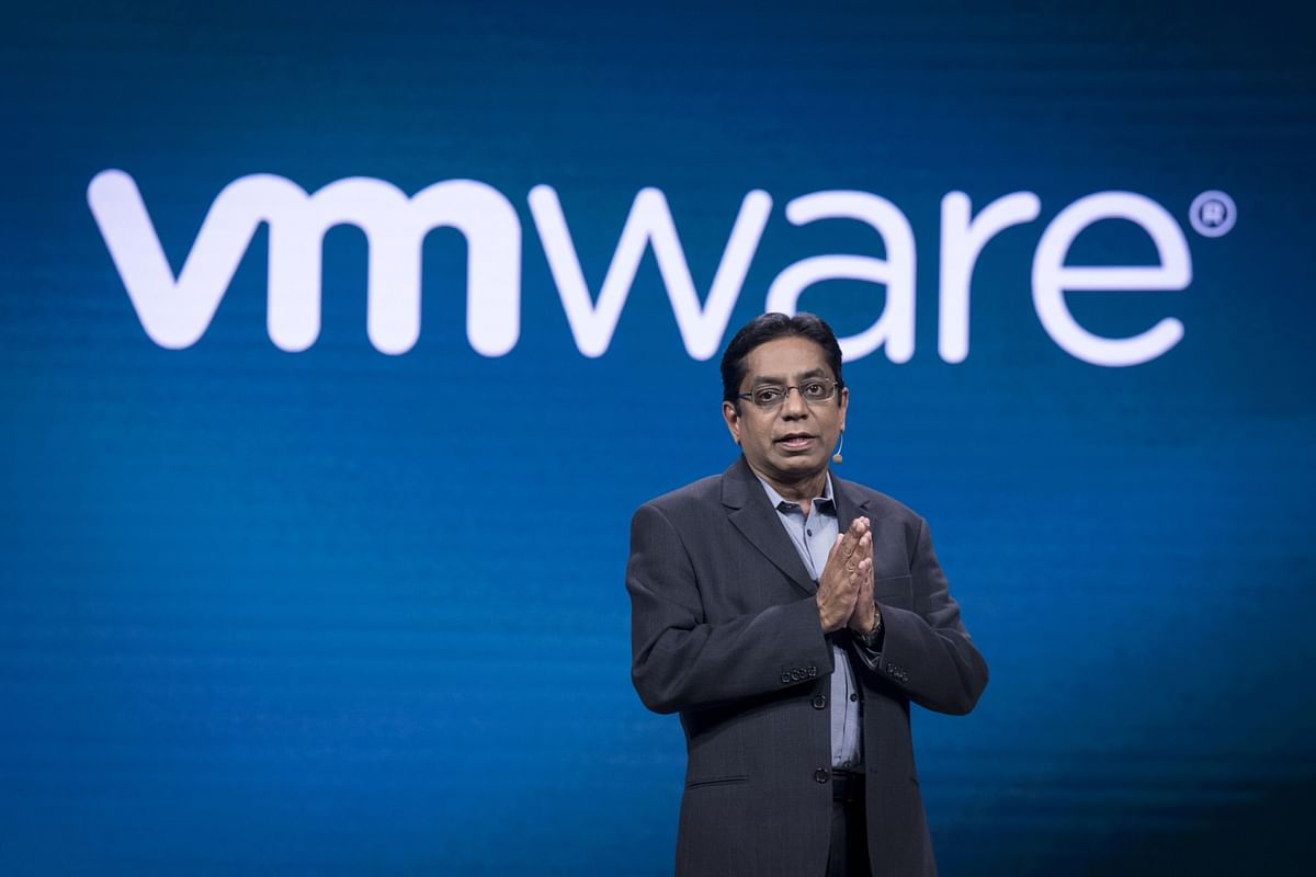 VMware Cuts Pay for Remote Workers Fleeing Silicon Valley