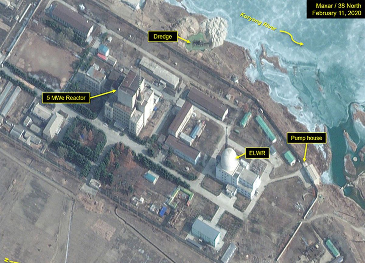 North Korea Isn't Making New Plutonium for Weapons, Report Says