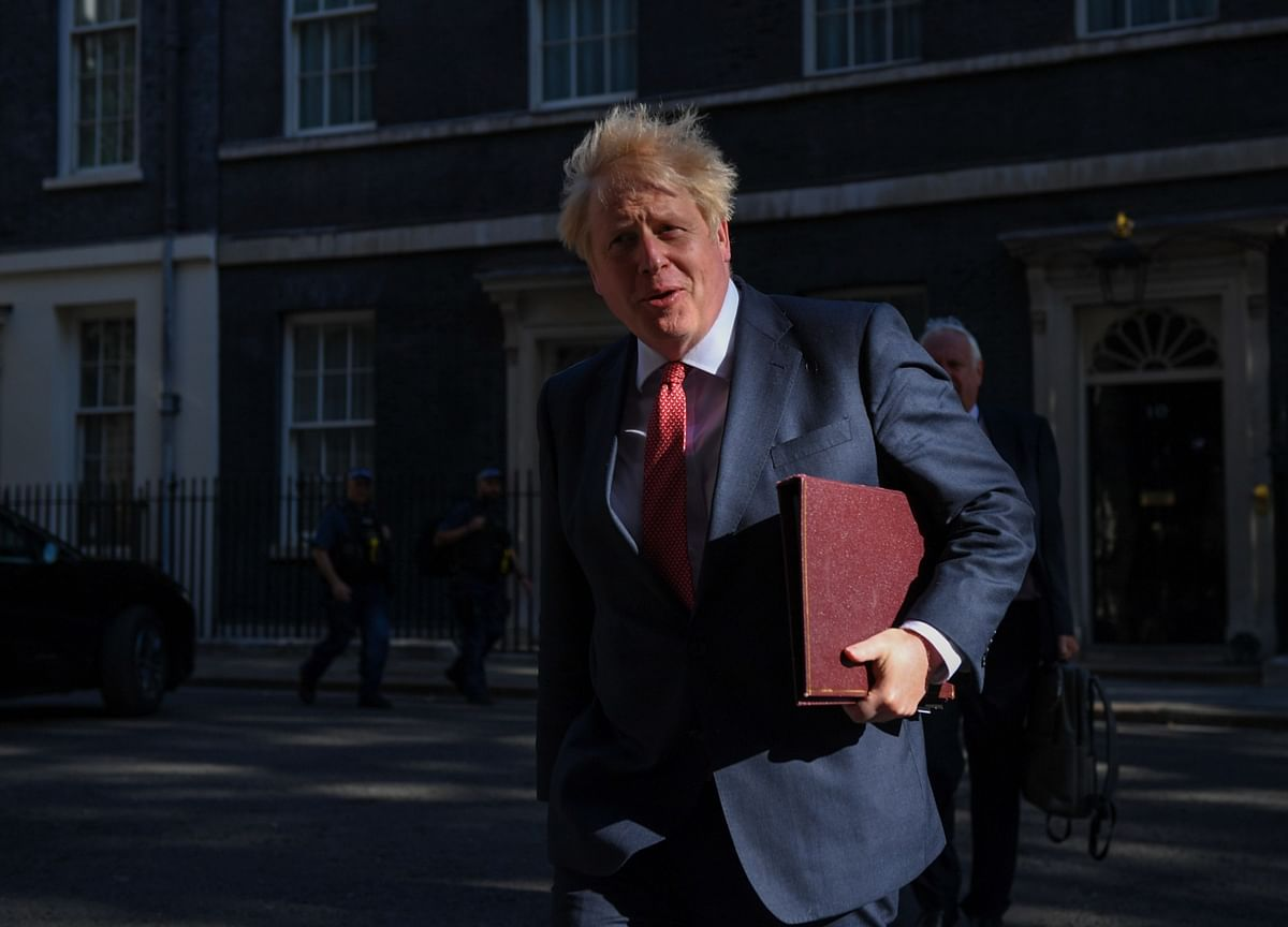 Boris Johnson Apologizes for Getting His Covid Rules Wrong