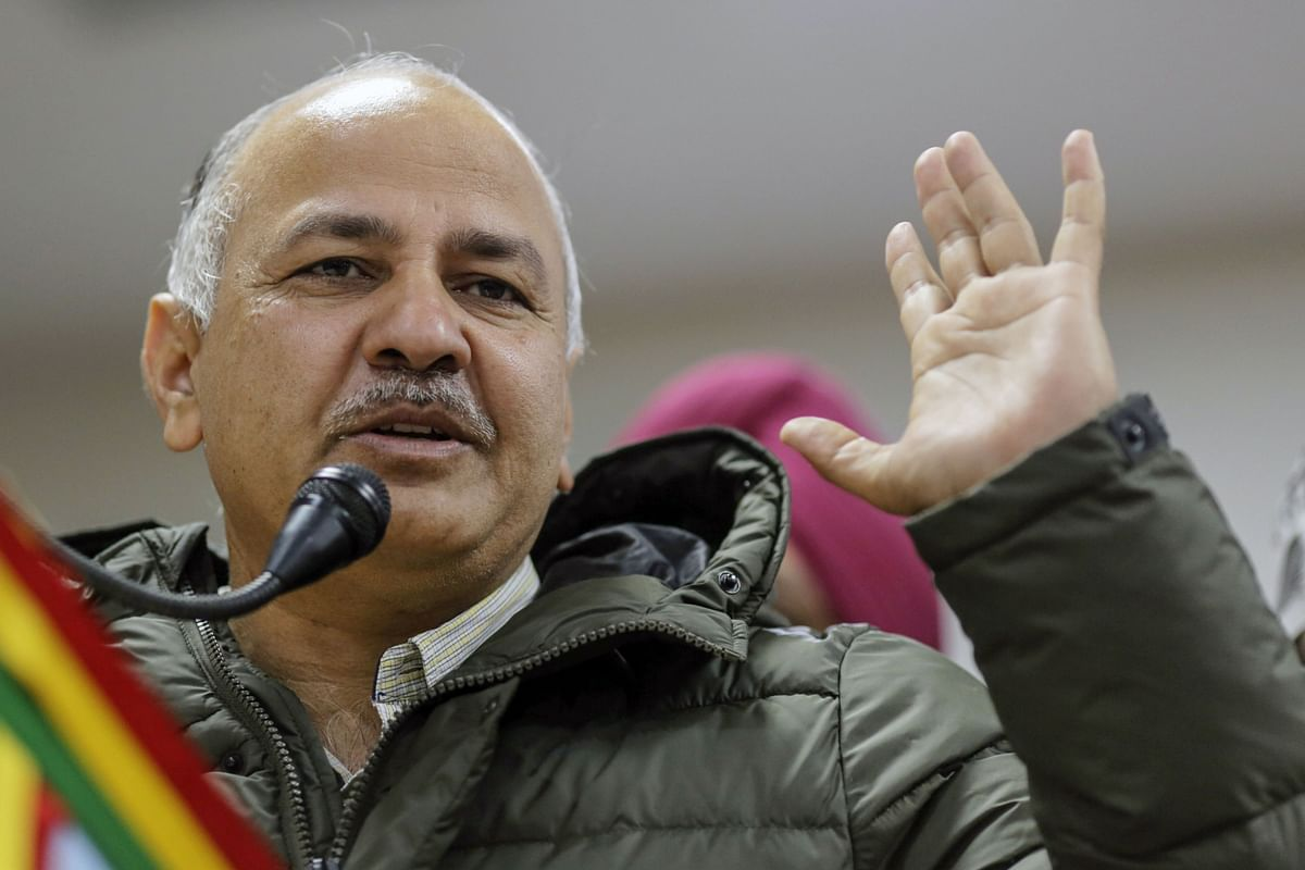 Delhi Schools Unlikely To Reopen Until Vaccine Against Covid-19 Available, Says Sisodia