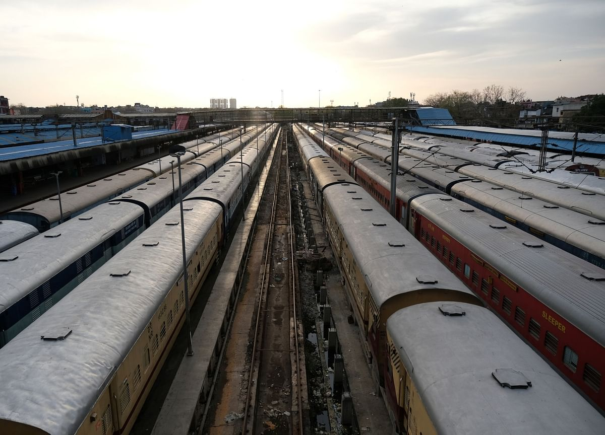 Government To Sell 15-20% Stake In IRCTC Via Offer For Sale