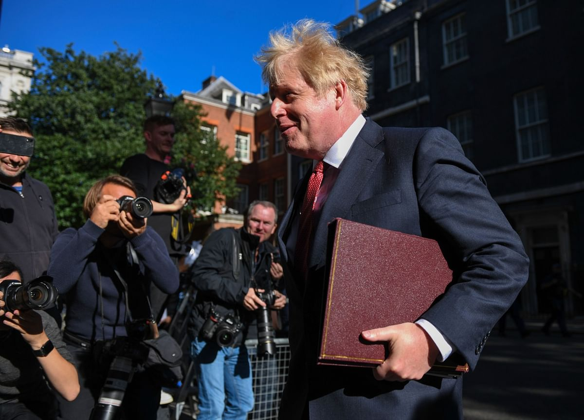 Why Boris Johnson's Britain Is Turning 'Rogue State' Over Brexit