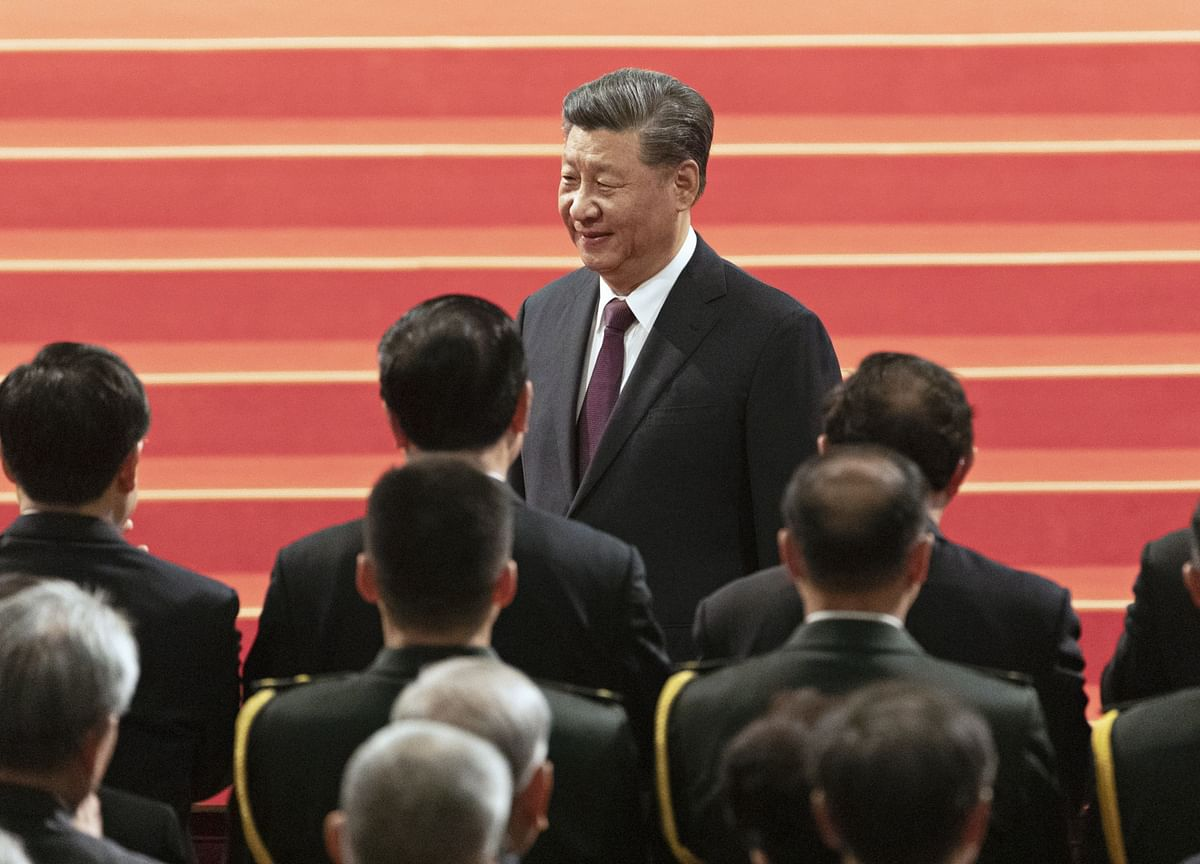 China's Xi Looks to Firm Up Europe Ties in Talks With Merkel