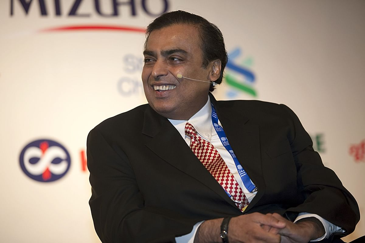 Billionaire Ambani Sends Oxygen From His Refineriees to Aid India's Covid Fight