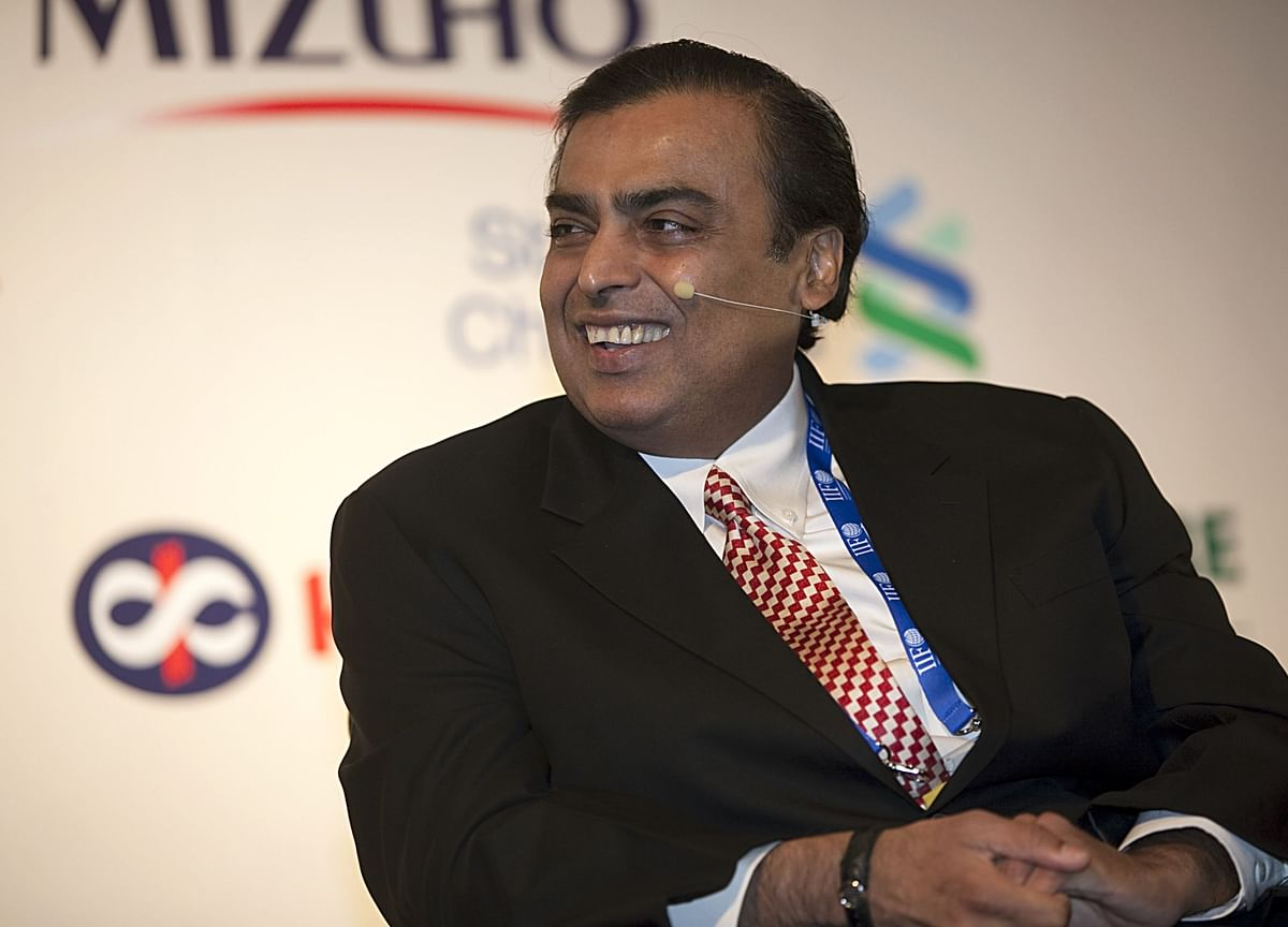 Mukesh Ambani Says Prime Minister Modi's Private Sector Thrust Brings 'Tsunami' Of Opportunities