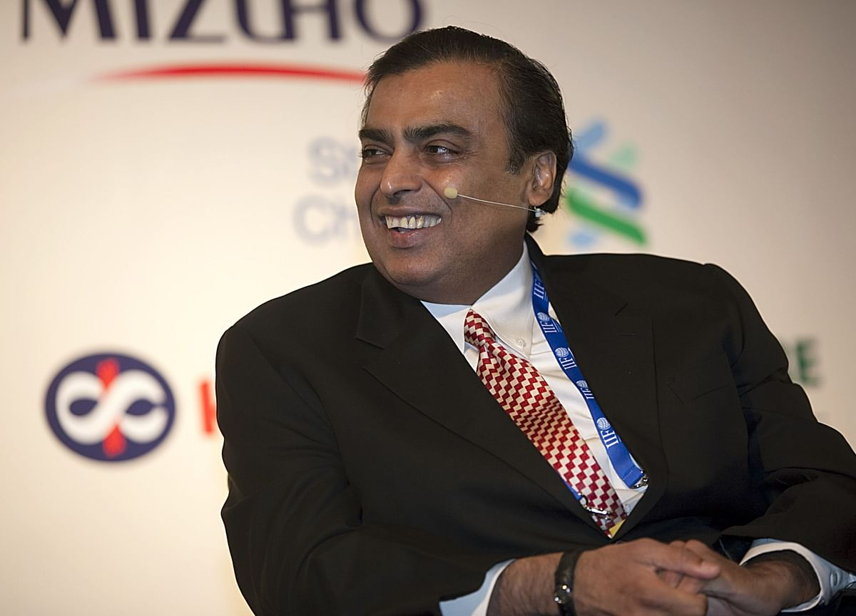 Asia's Richest Man Says India Must 'Redefine' Manufacturing