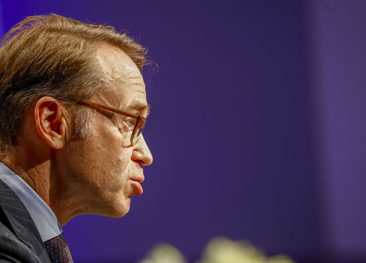 ECB Must End Emergency Stimulus When Crisis Over, Weidmann Says