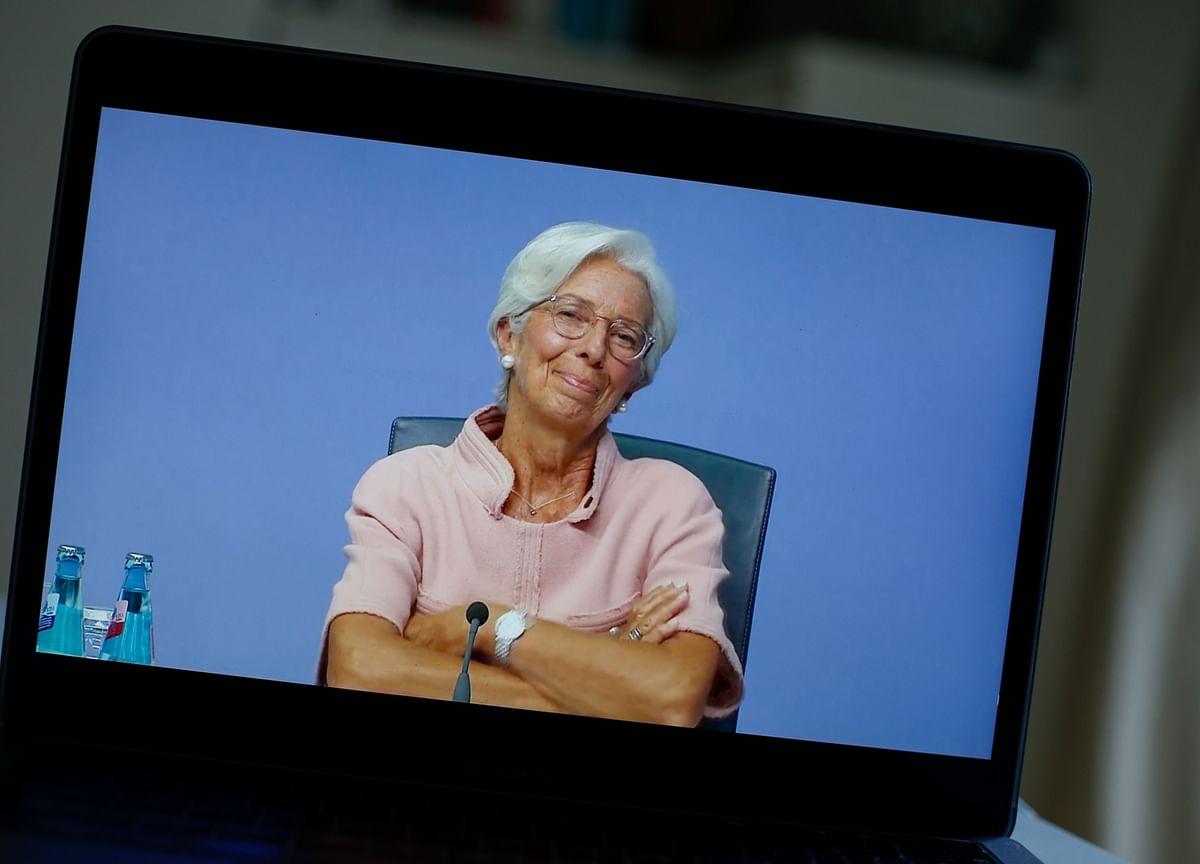 Lagarde's Green Push Picks Up With New ECB Collateral Option