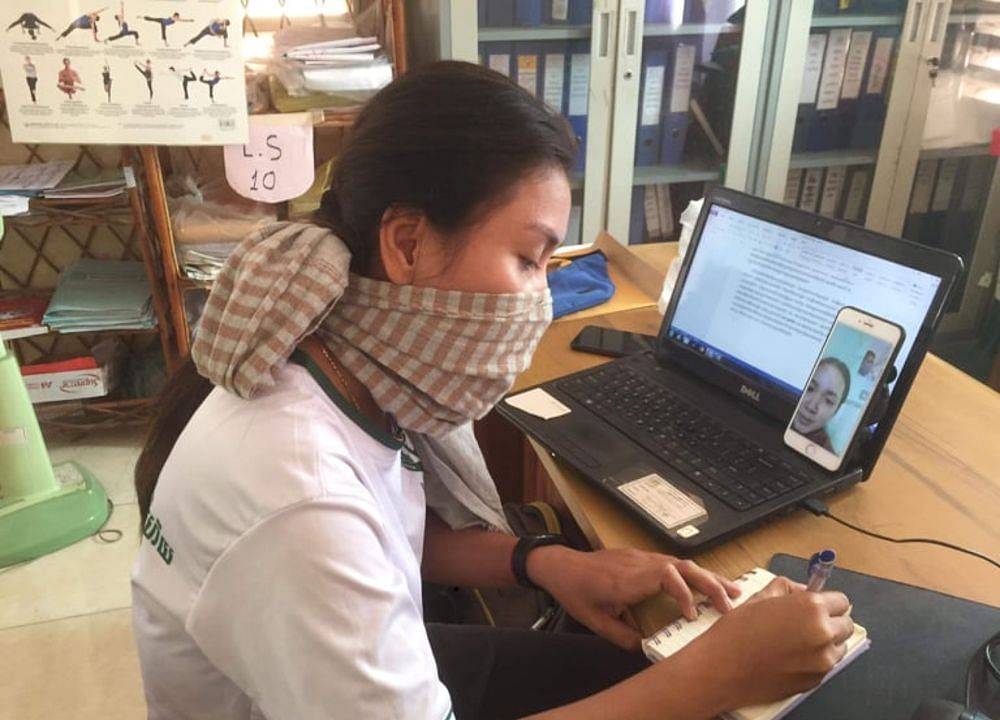 Girls Are Quitting School to Work in Virus-Battered Rural Asia