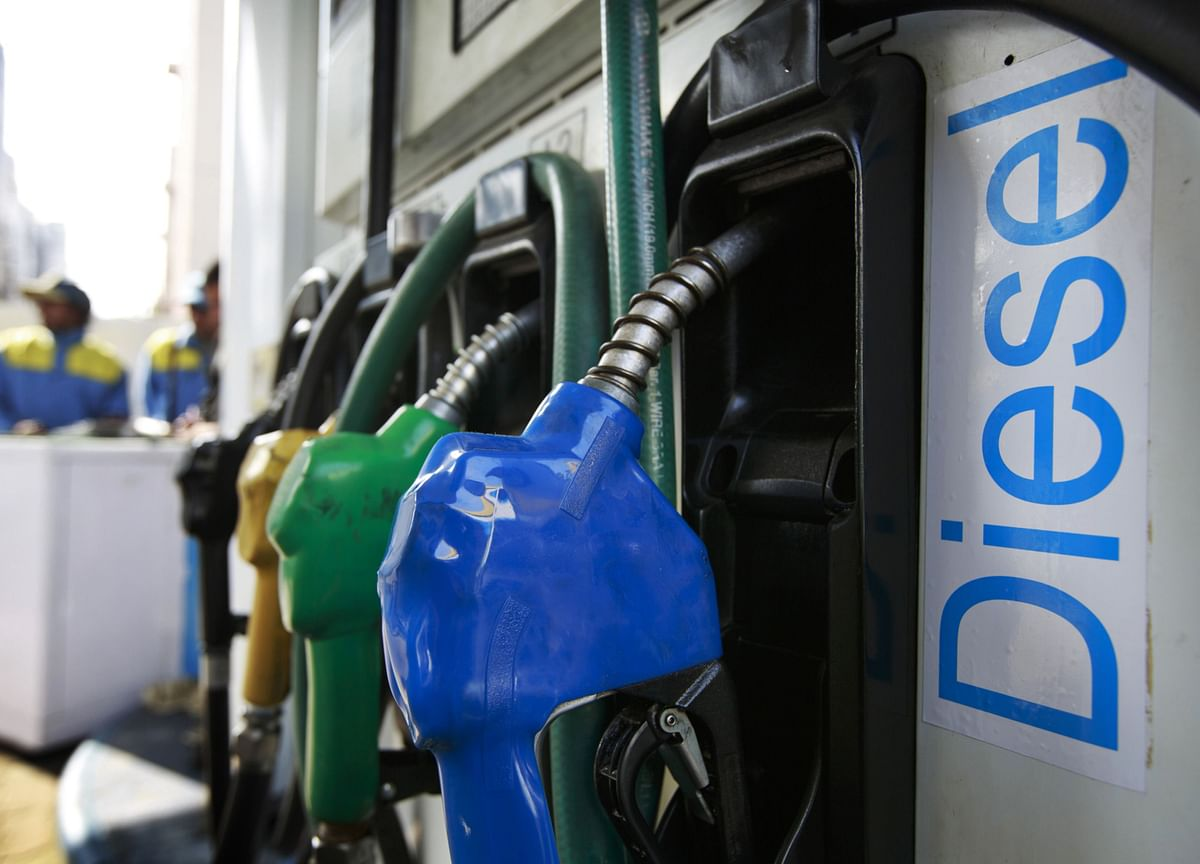Gasoline Prices Overtake Diesel With Cars Favored Amid Virus