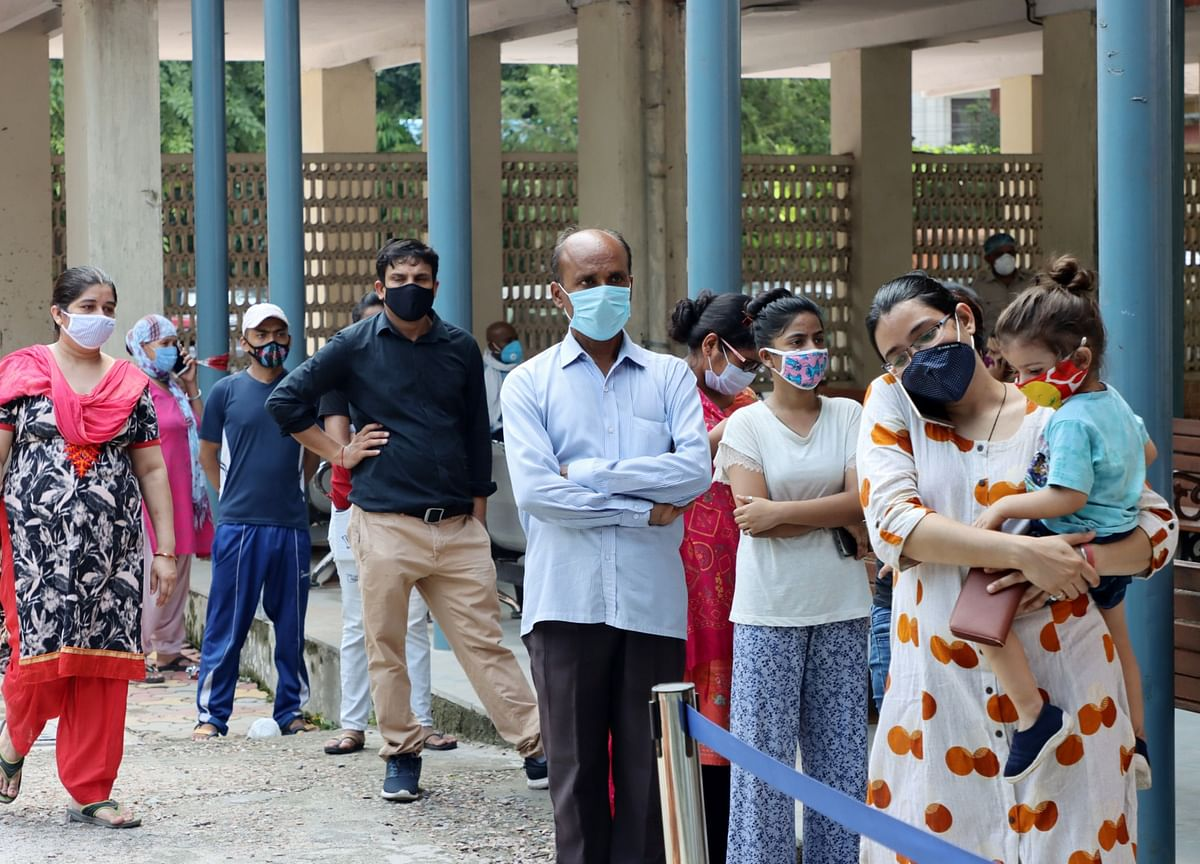 Coronavirus India Updates: Total Tally Tops 48 Lakh As Infection Spreads At Record Pace