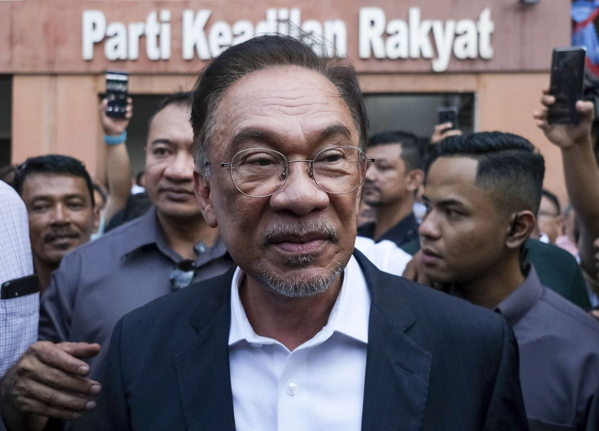 Anwar's Rise Shows 'New Malaysia' More About Power Than Policy
