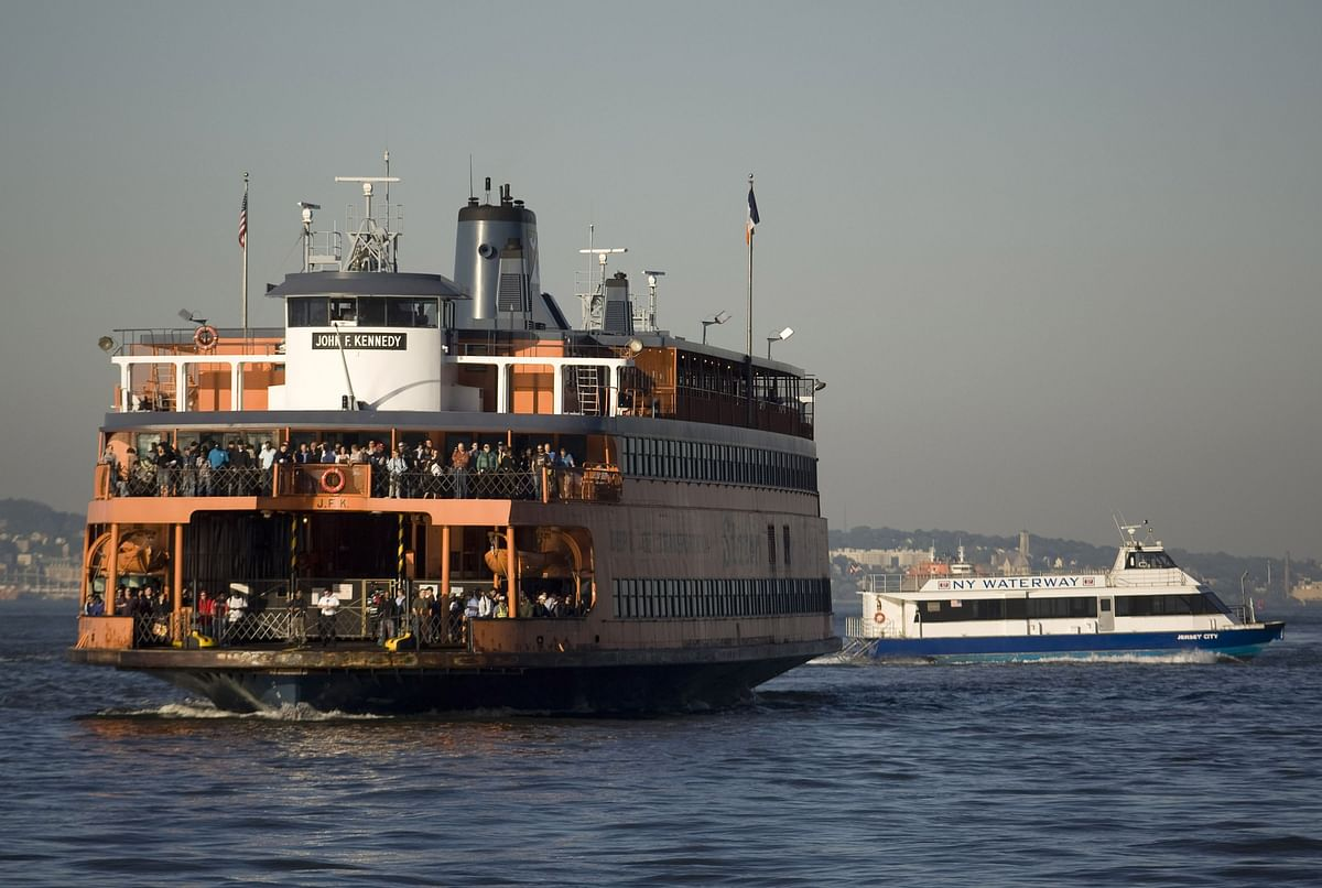 NYC Ferry's Hornblower Faces Cash Crunch After a Lost Summer