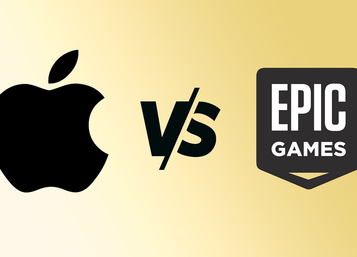 Apple's Battle Royale With Epic Games About to Start for Real