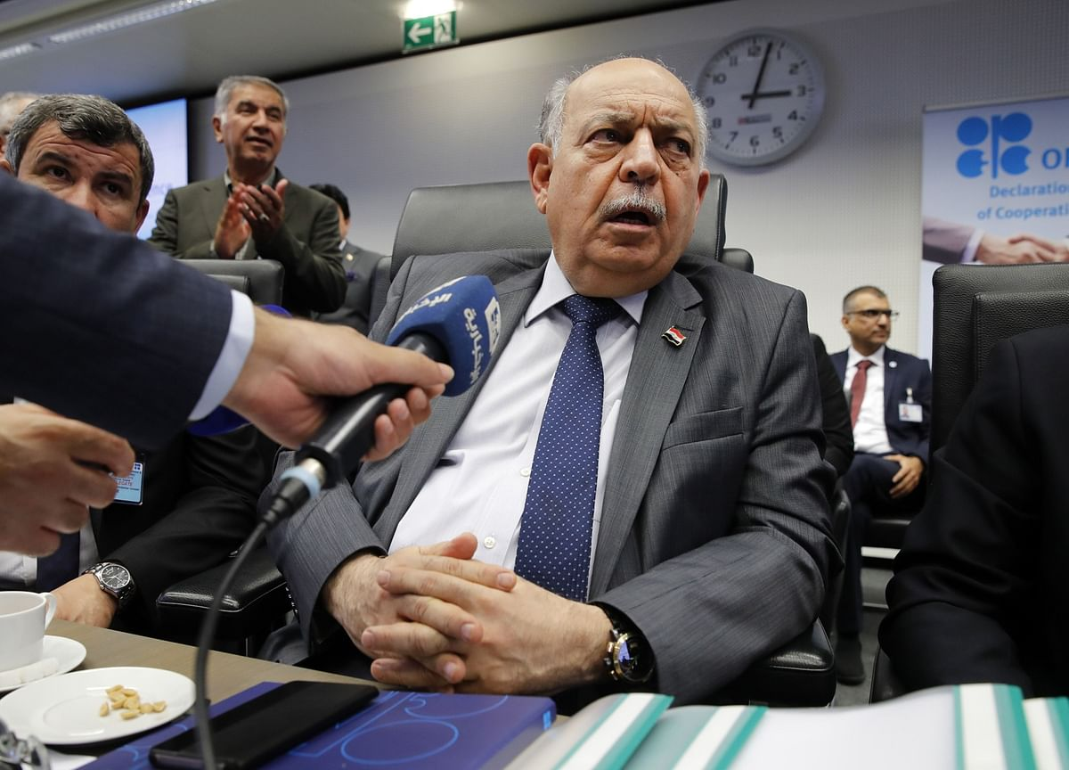 Iraq May Ask for Two Month Extension for Extra OPEC+ Output Cuts
