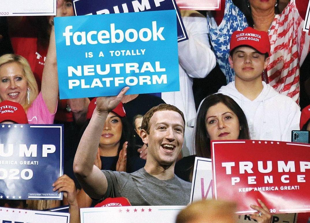 Facebook Needs Trump Even More Than Trump Needs Facebook