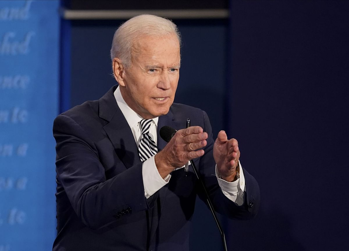 Biden Hammers Trump on Economy on Amtrak Trip Across Rust Belt