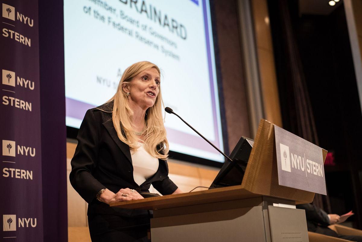 Brainard Says U.S. Economy Still Needs Fiscal, Monetary Help