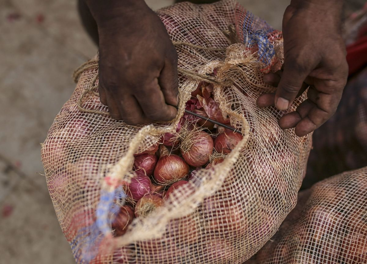 India Bans Export Of Onions With Immediate Effect